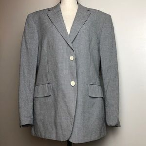 NAUTICA Plaid Blazer Size XXL